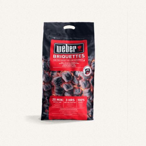 Bricchetti Weber 8 kg
