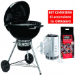 Barbecue a carbone Master-Touch GBS E-5750 - 57 cm