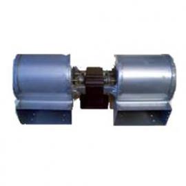 Ventola centrifuga doppia