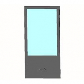 vetro sportello porta 77048