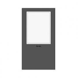 vetro sportello porta 047-77-001N