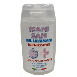 gel igienizzante per mani 100 ml