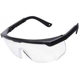 occhiale protettivo policarbonato trasparente 511.03.01.00