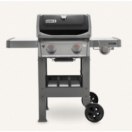 Barbecue a gas Spirit II E-220 GBS con piano cottura laterale