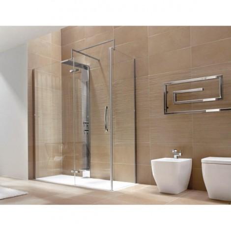 cabina doccia CLIP cristallo 8 mm