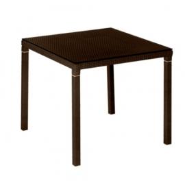 Tavolo Delta Emu Quadrato 70 x 70