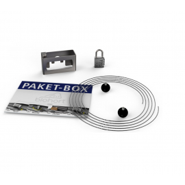 Accessorio Baule da esterno: Kit Paket- Box