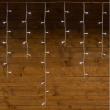 TENDA 182 LED CM 504 X 100 H CON GIOCHI DI LUCE , LUMINOSA CON TIMER, ESTERNO/INTERNO