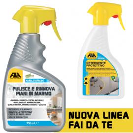 Marble refresh - Ml. 750 detergente protettivo per top
