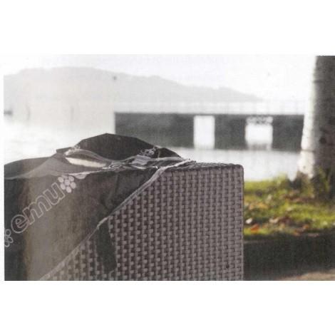 Cover Telo Impermeabile per Lettino Luxor 222 x 92 Cm