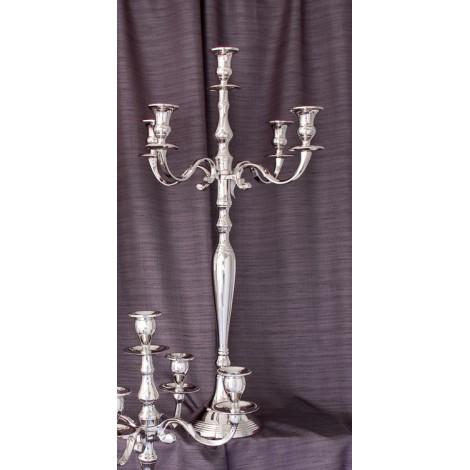 Candeliere Imperial 5 Bracci Medio cm 46 x 46 x 81 H