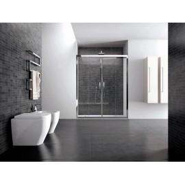 cabina doccia QUADRO cristallo 6 mm