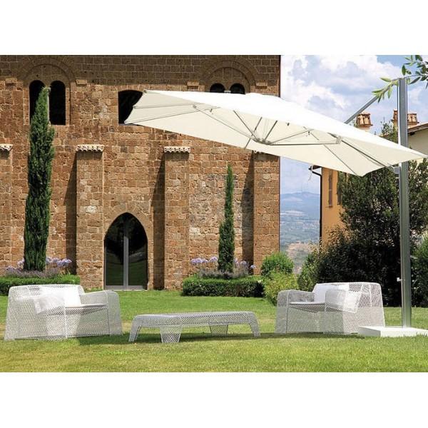 Ombrellone shade 3 x 3 laterale cits shop for Ombrellone da giardino emu prezzi