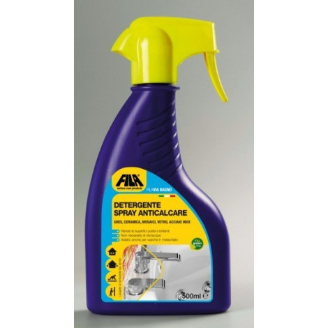 Via Bagno - Ml. 500 Detergente Bagno Spray anticalcare