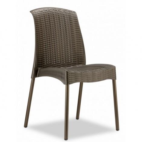 OLIMPIA Chair sedia in polipropilene