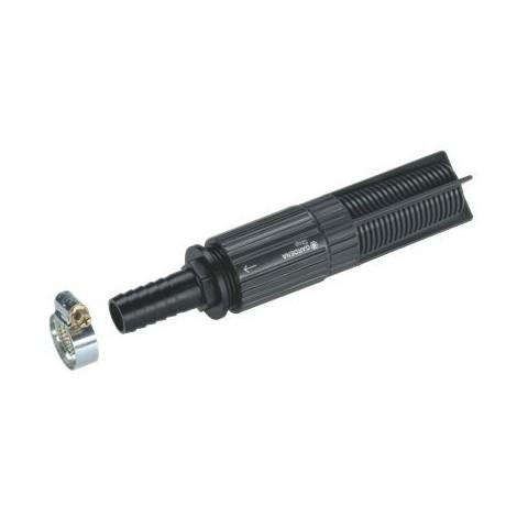 Filtro di aspirazione con valvola di fondo 25 mm (1