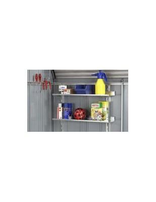 Accessori per Maxi Baule a Serranda Storemax 190 : Set Scaffali