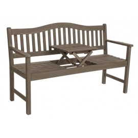 Panca con Tavolino cm 160