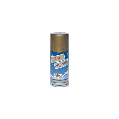 confezione 3 pz. BOMBOLETTA spray  ORO 150 ml