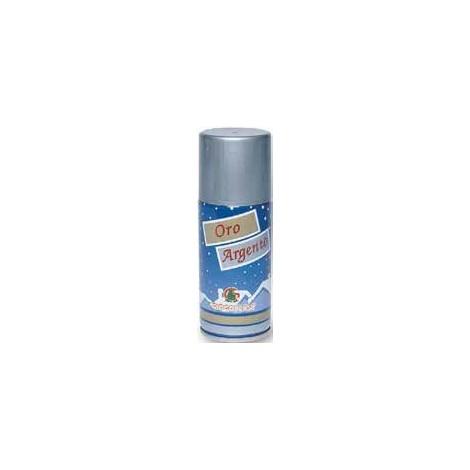confezione 3 pz. BOMBOLETTA spray ARGENTO 150 ml
