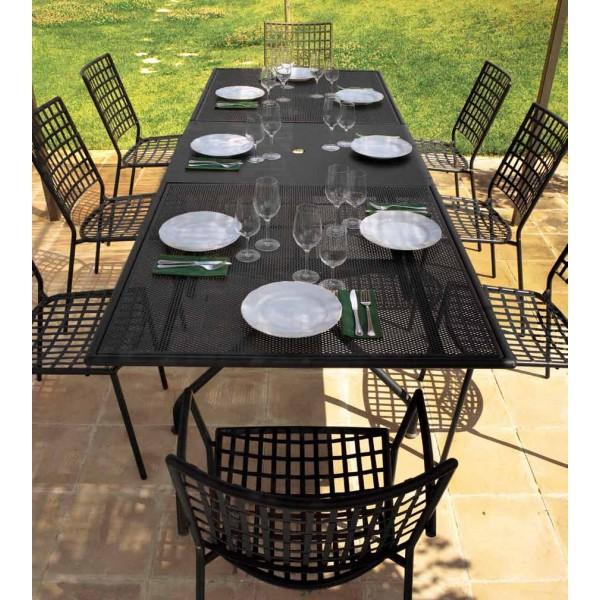 Tavolo piano grande rettangolare emu cits shop for Emu tavoli da giardino