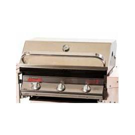 Cappa Forno in Acciaio Inox per Barbecue Dolcevita Euro 3
