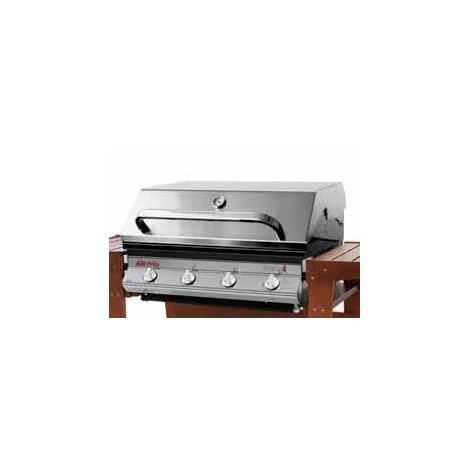 Cappa Forno in Acciaio Inox per Barbecue Dolcevita Euro 4