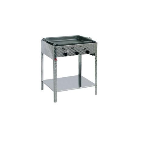 Barbecue Easytech con Plancia Dolcevita