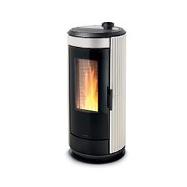 Natural 11 11 Kw a Convezione Naturale e Ventilazione con Braciere Autopulente