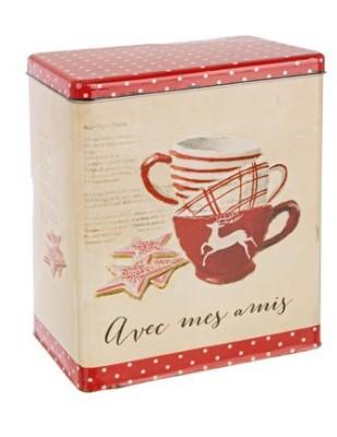Scatola Chococafe' Rett Mis.21x14,5x24,5h