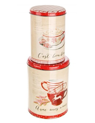 Scatola Chococafe' To Mis. 14x14x20h