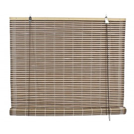 Tenda Bamboo Marsiglia Noce cm 150x260 H