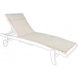 cuscino per lettino cm 57 x 185