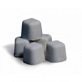 Confezione da 24 cubetti accendifuoco bianco