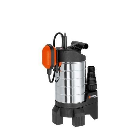Pompa sommersa per acqua sporca 20000 inox Premium