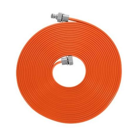 Tubo irrigatore 15 m arancio