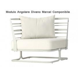 Modulo Angolare Divano Marcel Componibile