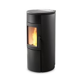 Natural 7 GLASS 7.2 Kw a Convezione Naturale e Ventilazione con Braciere Autopulente