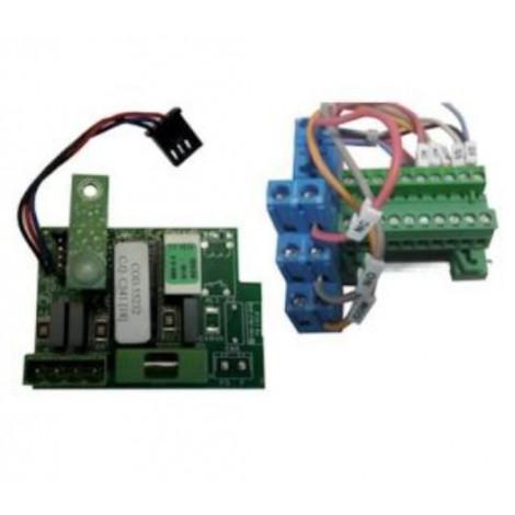 Kit gestione domotica, contatto gas e valvola 3 vie HRV160 Touch