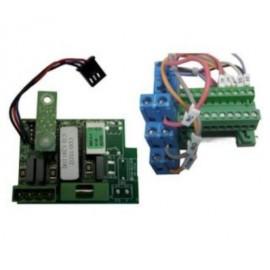 Kit gestione domotica e contatto gas Vittoria Flow canalizzata