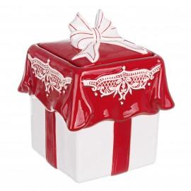 Scatola Artemide Quad Rosso Ceramica
