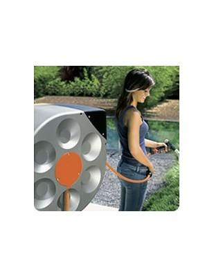 Avvolgitubo da Muro Rotoroll® Manual 10 Metri