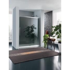 BOX DOCCIA trendy design parete per nicchia cm 164 - 168 destra