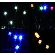 Minilucciole a 96 Led vari colori SOLO per Interno con Motorino 8 Giochi Luce