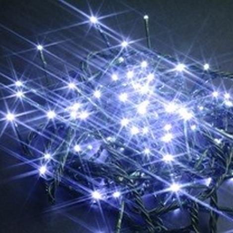Minilucciole a 180 Led VARI COLORI SOLO per Interno con Motorino 8 Giochi Luce