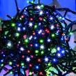 Minilucciole a 300 Led VARI COLORI SOLO per Interno con Motorino 8 Giochi Luce