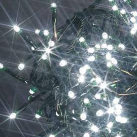 96 LED SUPER STROBO BIANCHI per esterno / interno
