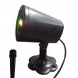 proiettore babbo con slitta volante LED per esterno e interno Ø 2 mt