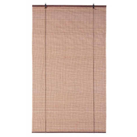tenda bamboo pia marrone cm 90x180 h