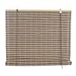 Tenda Bamboo marsiglia noce cm 90x180 H